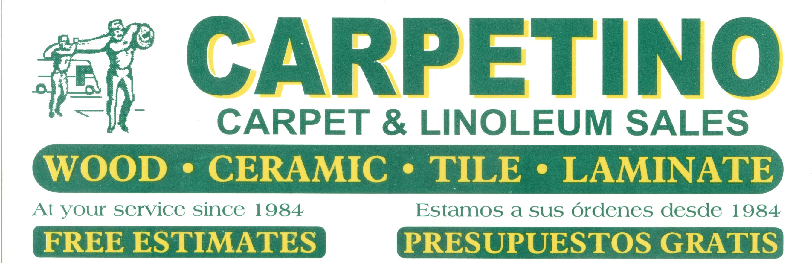 Carpetino – Carpet, Hardwood, Vinyl and Tile Ventura County